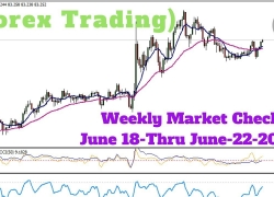 Weekly Market Check 6 18 thru 6 22 (Forex Trading)