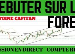 DEBUTER SUR LE FOREX : signaux de trading en direct offerts