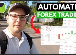 AUTOMATED FOREX TRADING EXPERIMENT