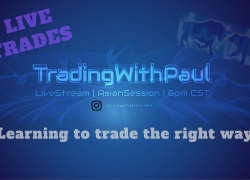 LIVE FOREX TRADING: 3-17-20