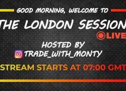 LIVE Forex Trading – LONDON, Fri,  Mar, 13th