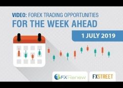 Forex Trading Opportunities For the Week Ahead 1 July 19