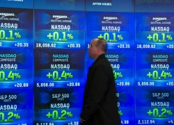 U.S. shares higher at close of trade; Dow Jones Industrial Average up 0.44% By Investing.com
