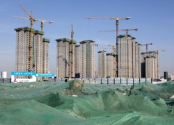 China Housing a Bright Spot in Soggy Economy as Prices Gain By Bloomberg
