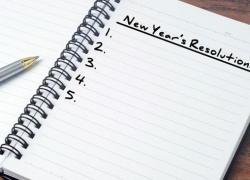 What's Your New Year Trading Resolution? » Learn To Trade